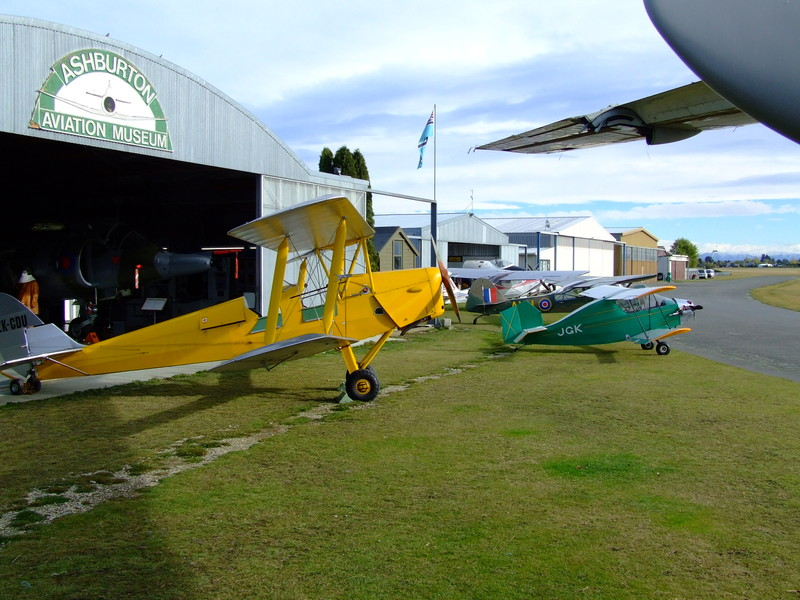 Ashburton Aviation Museum