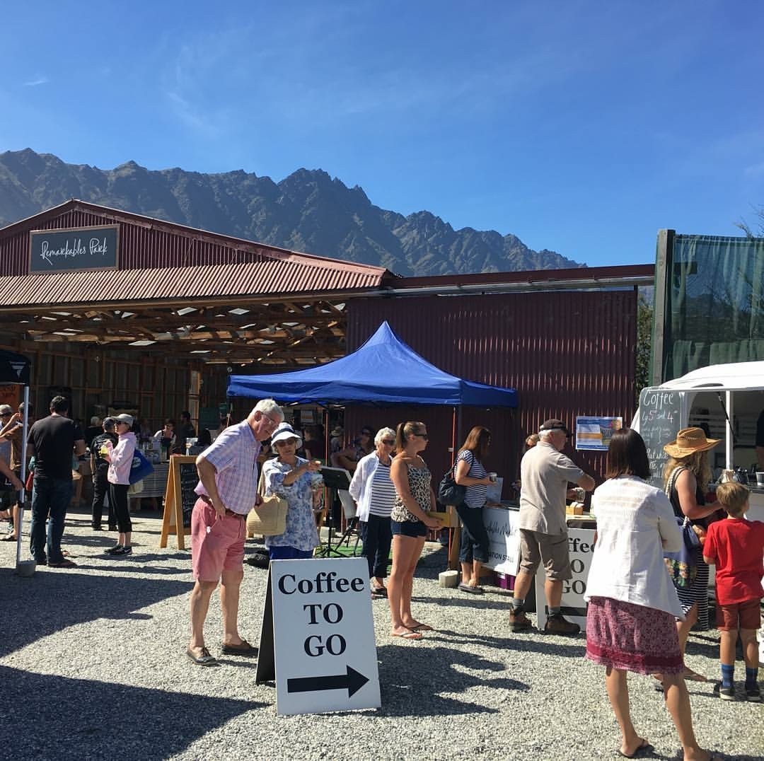Remarkables Market