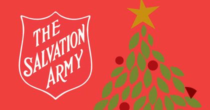 Salvation Army Xmas Appeal