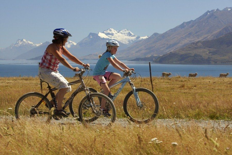 New Zealand by Bike | Bella Vista