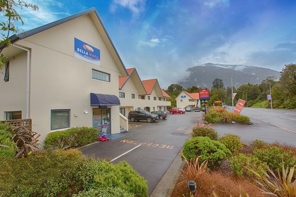 Fox Glacier Motel Accommodation| Bella Vista Motel Fox Glacier
