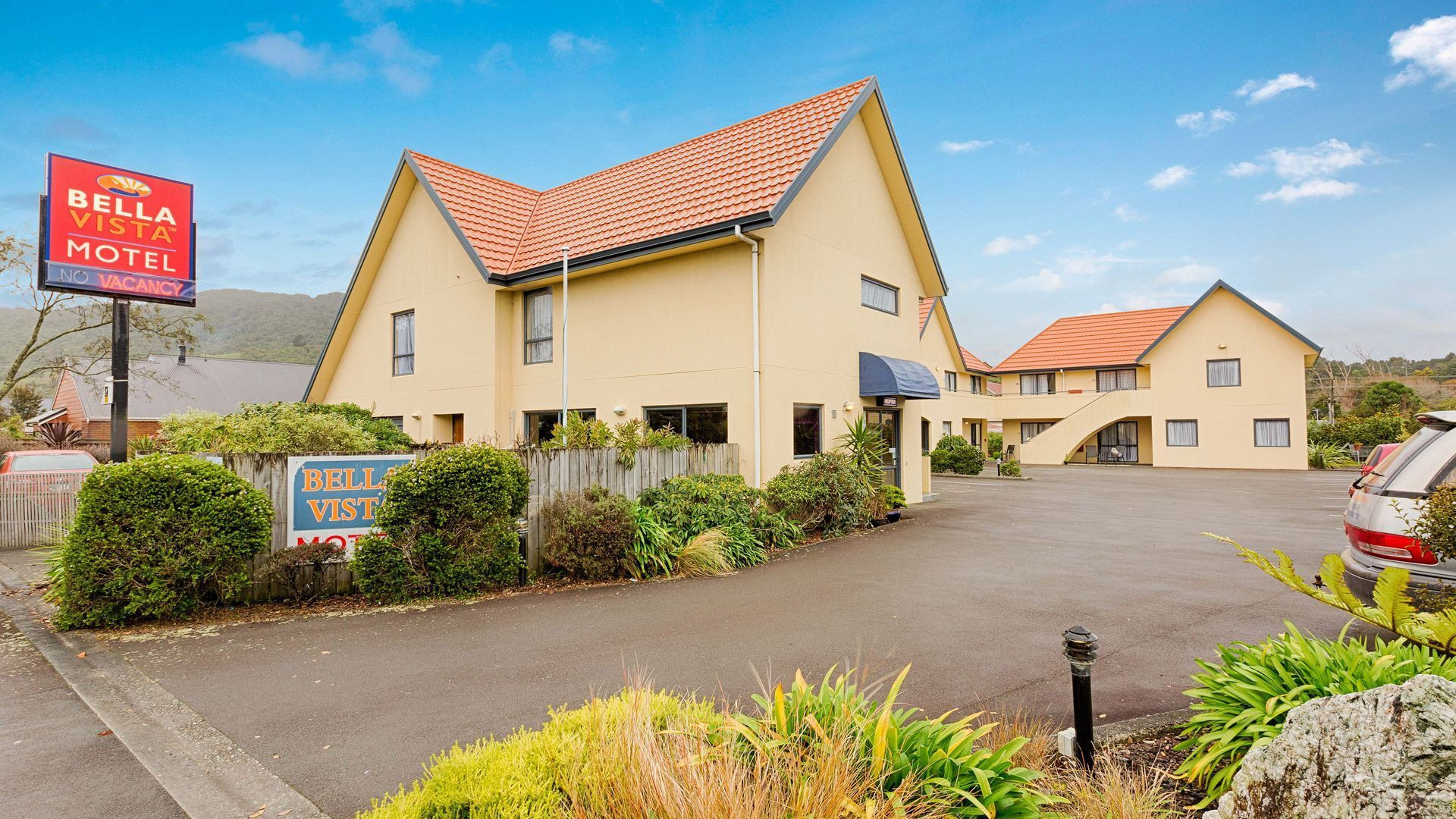 Greymouth Accommodation | Bella Vista Motel Greymouth