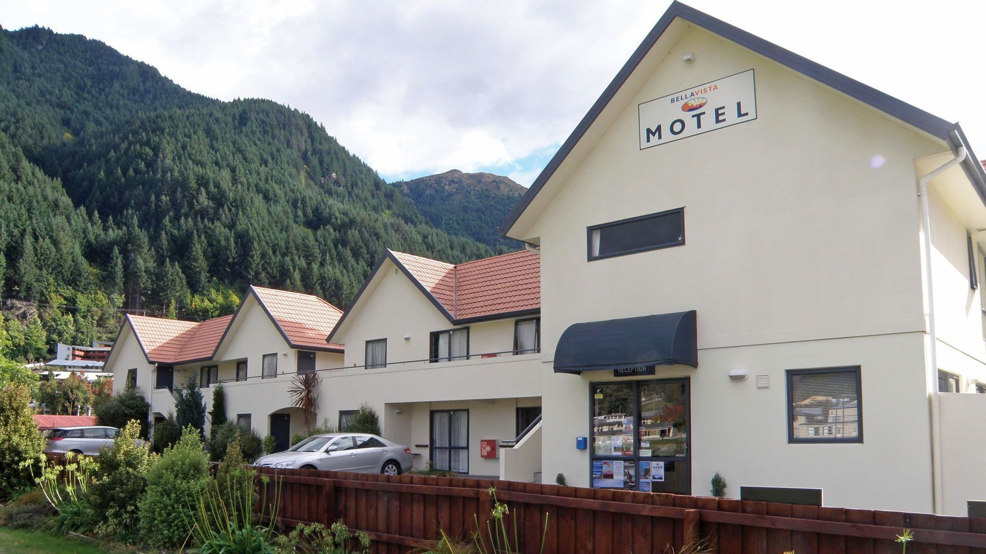 Queenstown Motel Accommodation | Bella Vista Motel Queenstown