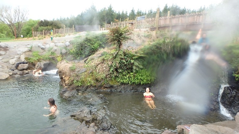 Taupo Spa Thermal Park