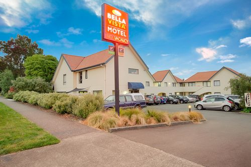 Taupo Motel Accommodation | Bella Vista Motel Taupo