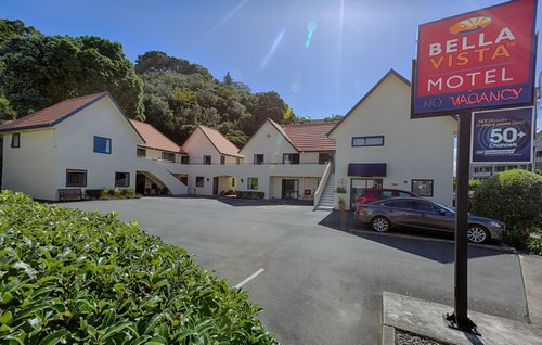 Wellington Accommodation | Bella Vista Motel Wellington