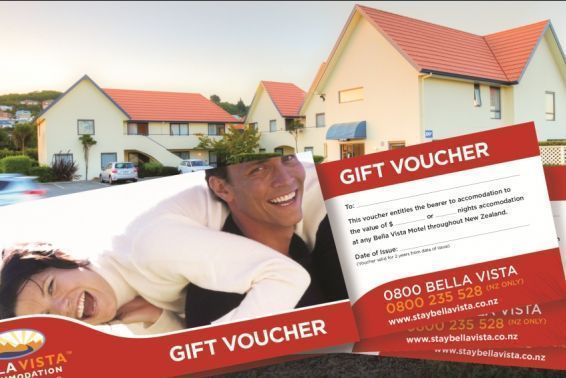 New Zealand Gift Vouchers | Bella Vista